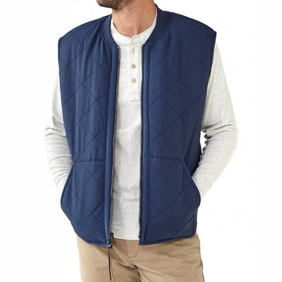 Normal Brand Lincoln Sherpa Vest