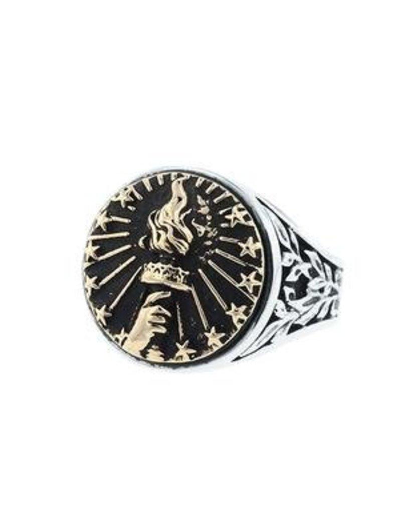 King Baby Torch Signet Ring