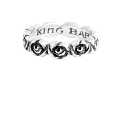 King Baby Baby Rose Infinity Ring