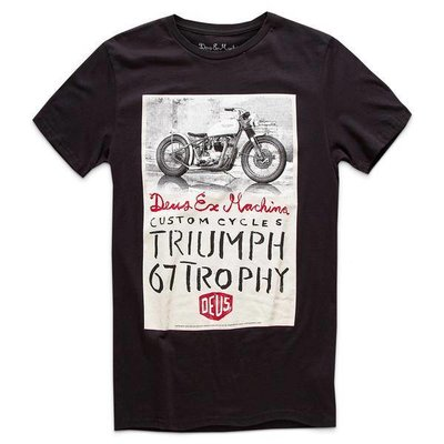 Deus Ex Machina DEM Triumph Trophy T