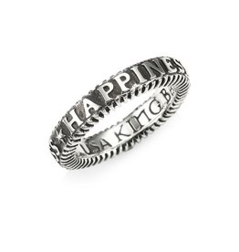 King Baby King Baby Happiness Stackable Ring