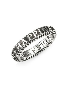 King Baby Happiness Stackable Ring