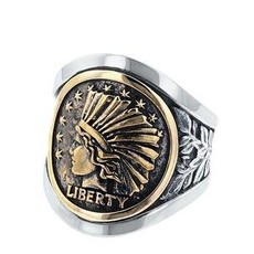 King Baby Liberty Headdress Cigar Band