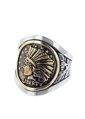 King Baby Liberty Headdress Cigar Band