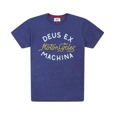 Deus Ex Machina DEM Dandy Indigo Tee