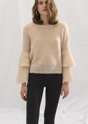 Charli Mallow Cashmere Sweater