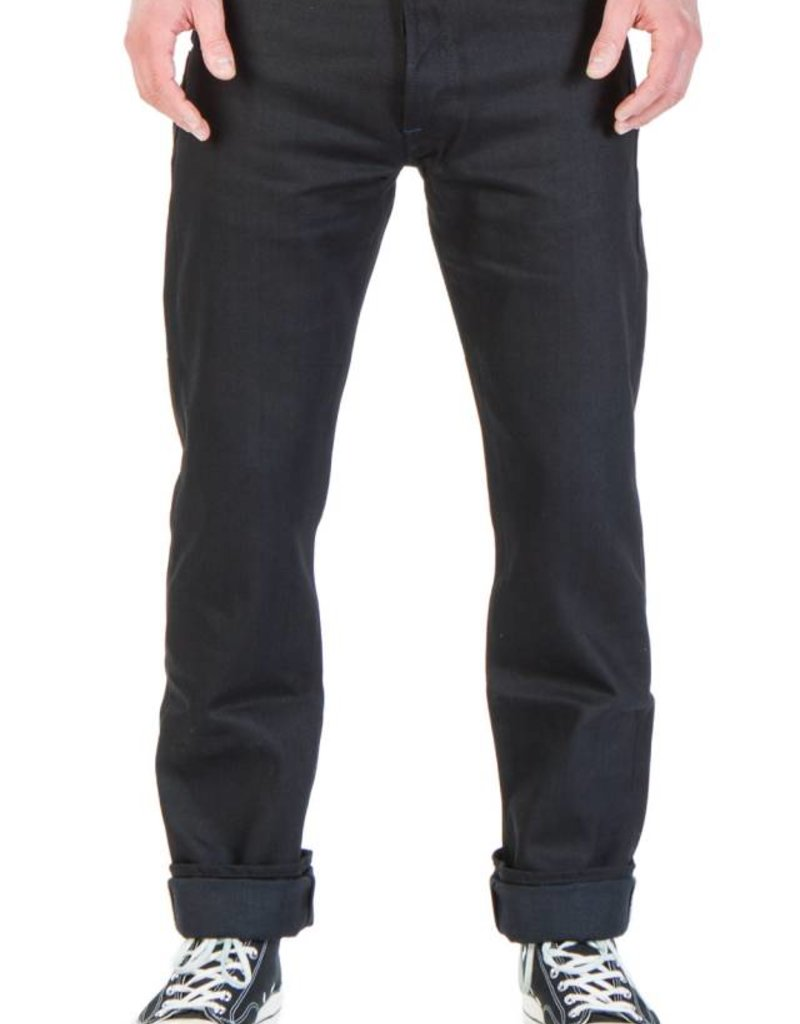 Benzak Denim Development BZ Benzak B-02 Regular 13 oz black denim