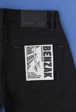 Benzak Denim Development 13 0z Raw Denim Black Slim