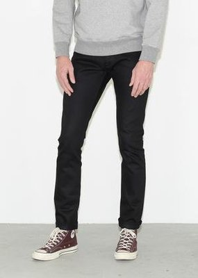 Benzak Denim Development 13 0z Raw Denim Black Slim