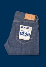 Benzak Denim Development Grey Blue 13.5 oz. LHT