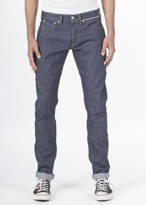 Benzak Denim Development Benzak Grey Blue 13.5 oz Japanese Selvedge Jean