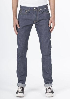 Benzak Denim Development Grey Blue 13.5 oz. LHT