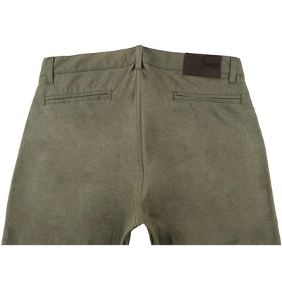Naked & Famous Straight Chino Rinsed Oxford