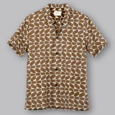 Billy Reid Teton Camp Shirt