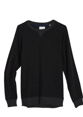 Billy Reid Terry Crew Cotton/Cashmere