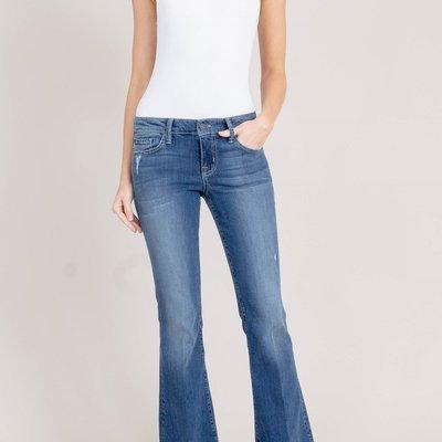 Level 99 Dahlia Flare Jean