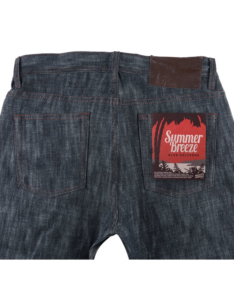 Naked & Famous Weird Guy Summer Breeze Slub