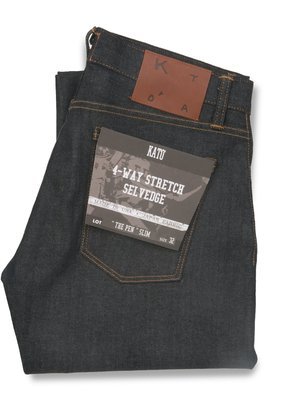 Kato KATO' The Pen Slim 4-way Stretch Selvedge