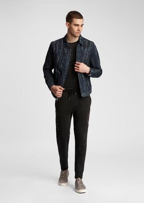 John Varvatos John Varvatos  Lucas Zip Up Trucker