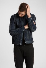 John Varvatos  Lucas Zip Up Trucker