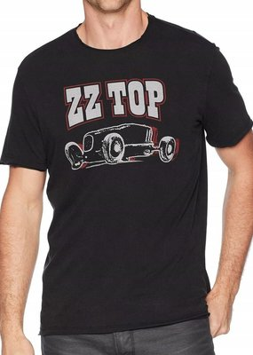 John Varvatos ZZ Top tee
