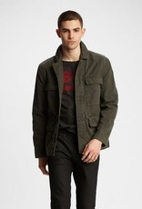 John Varvatos Perry Repaired Field Jacket