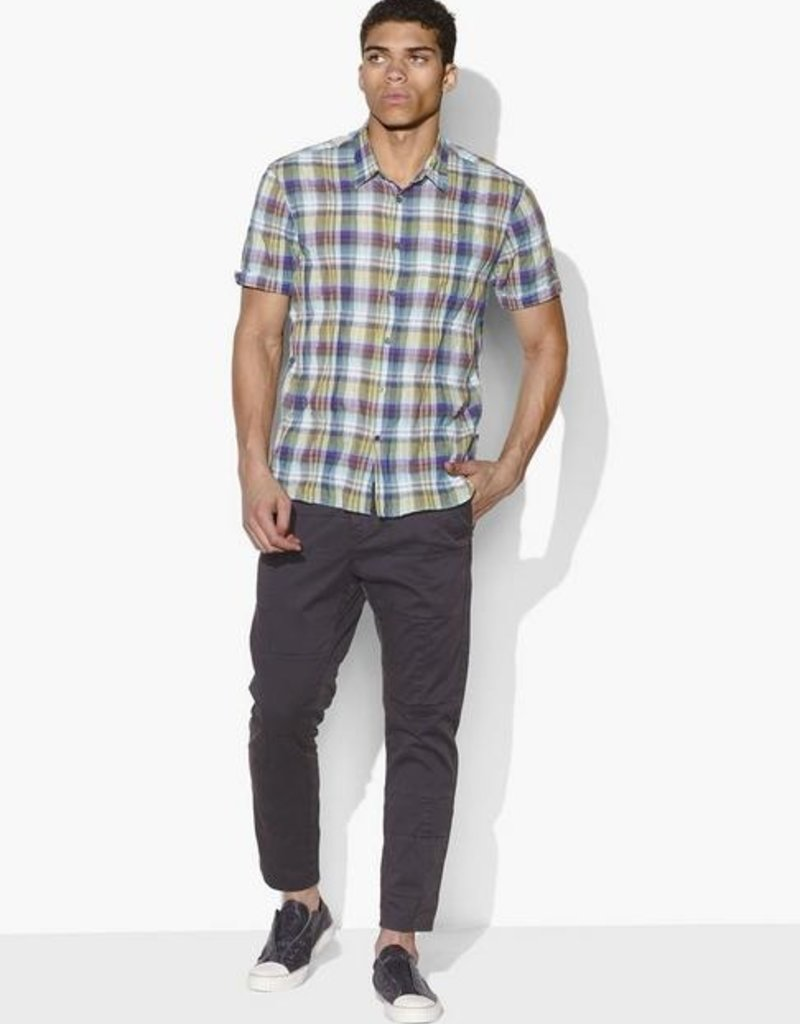 John Varvatos Clyde Plaid