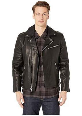 Baldwin Ktho Leather Biker