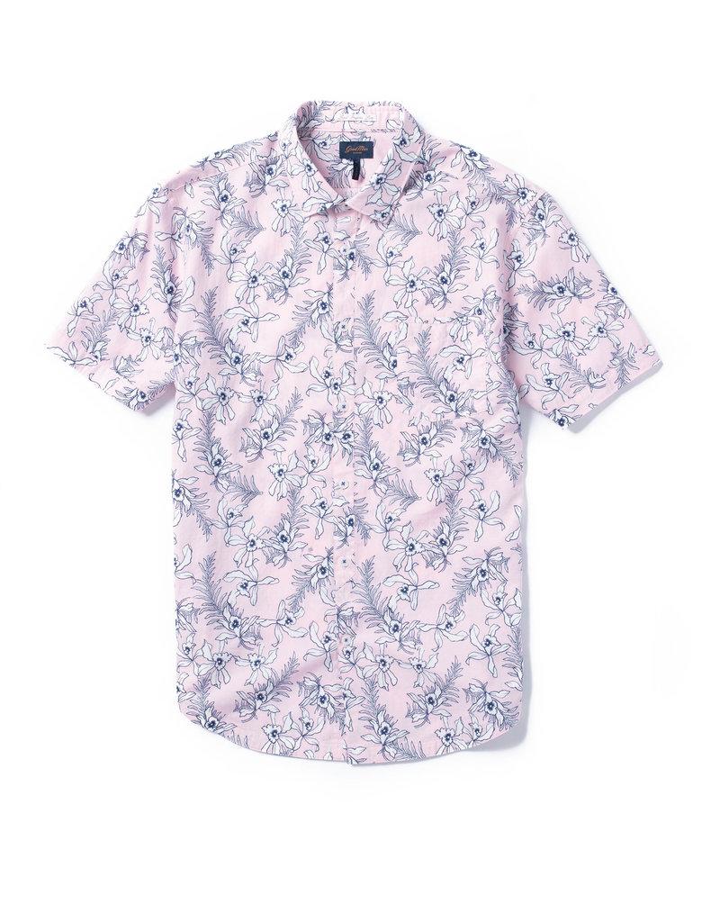 Good Man Brand Short Sleeve On Point Sport Shirt