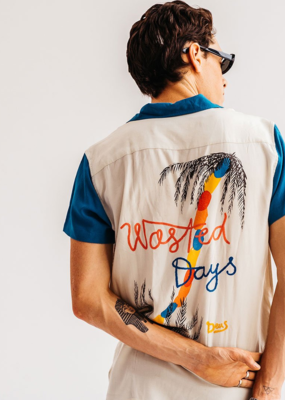 Deus Ex Machina Wasted Days Shirt