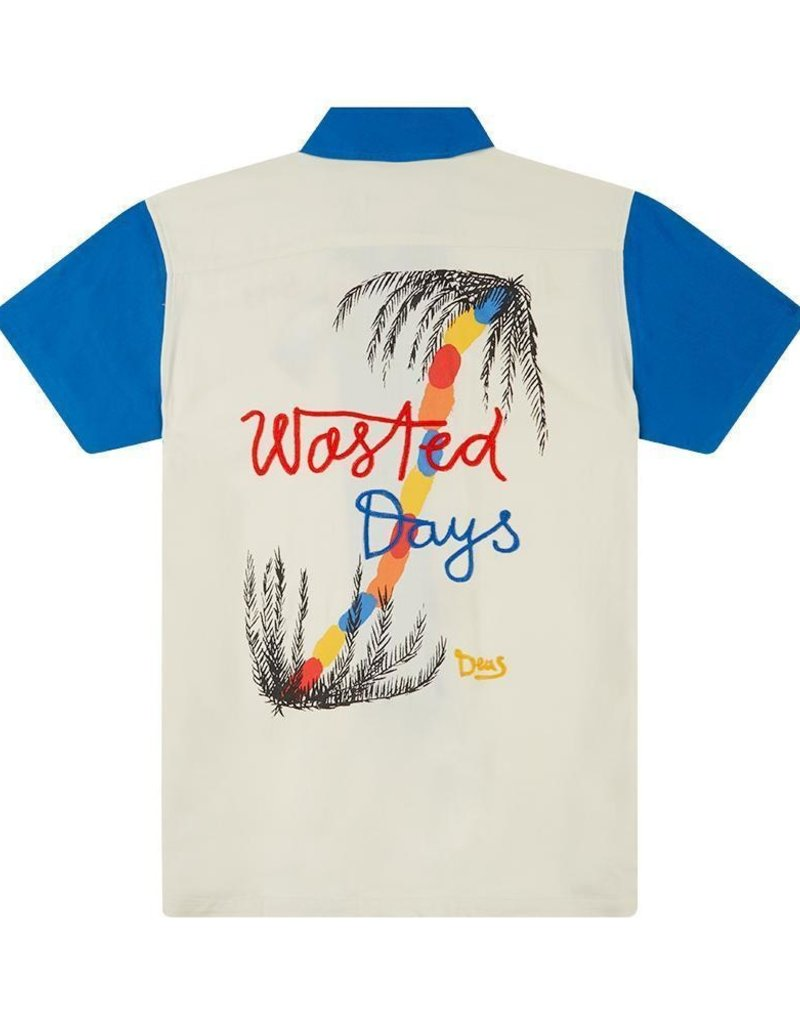 Deus Ex Machina Wasted Days Shirt