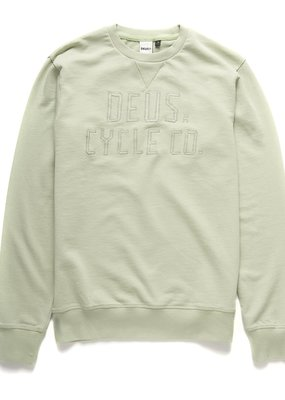 Deus Ex Machina Deus Ex Machina Cycles Crew Sweatshirt
