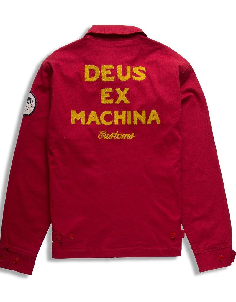 Deus Ex Machina Deus Diego Drizzler Jacket