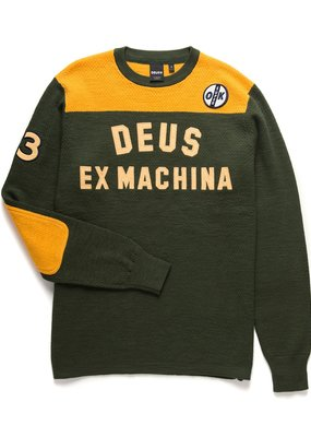 Deus Ex Machina Moto X Knit Sweater