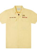 Deus Ex Machina Deus Castillo Embroidered S/S Shirt
