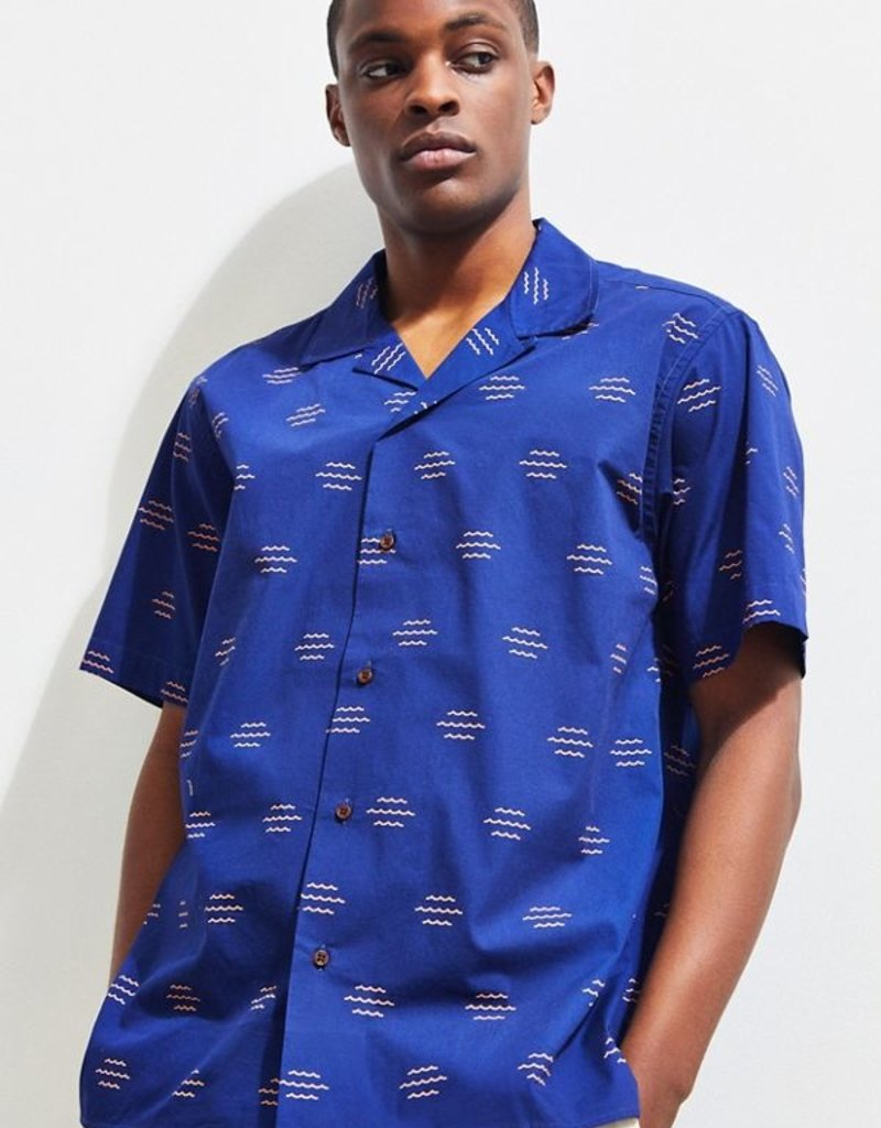 Katin USA KTN Rugged Sea Aloha Shirt