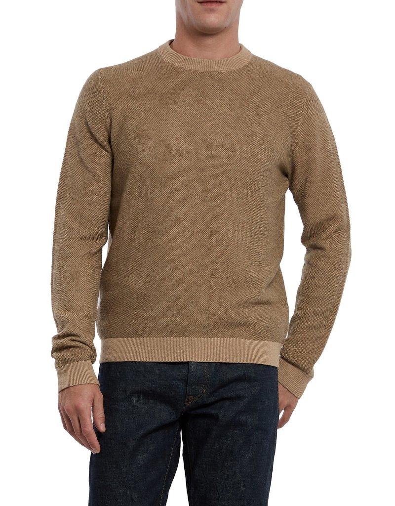 Grayers America Inc. Grayers Arandel Birdseye Crew Sweater
