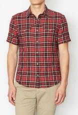John Varvatos Denton Flannel Shirt