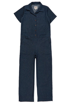 Ladies Jumpsuit 7oz.Dark Denim