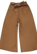 Wide Pant Rinsed Oxford