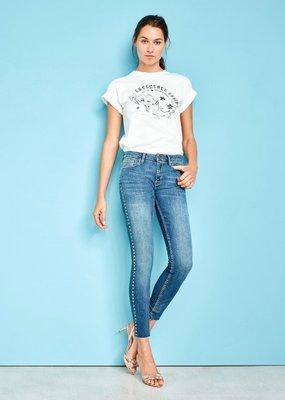 Reiko Lily Studs Jeans