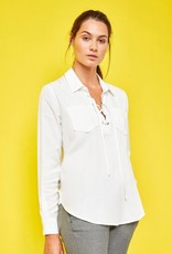 Reiko  Caty Lace-up Shirt
