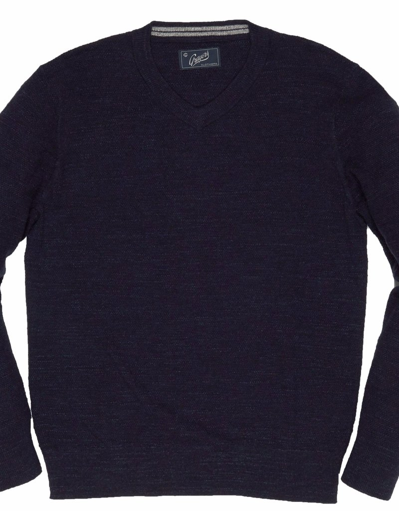 Grayers America Inc. Bleecker V Neck