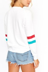 SOL Angeles SOL Stripe Pullover