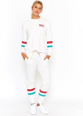 SOL Angeles Stripe Jogger