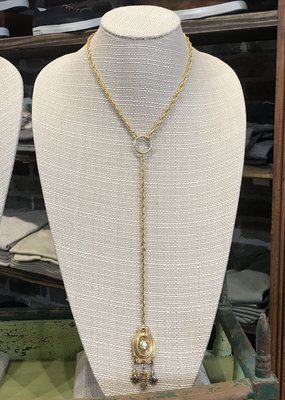 Deep South Necklace Long