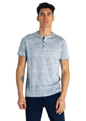 Good Man Brand Good Man Heather Linen Henley
