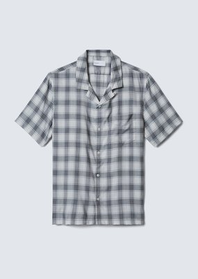 Baldwin BLDWN Cabus Plaid Camp Shirt