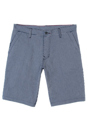 Raleigh Denim Workshop Raleigh Alexander Cable Stripe Short
