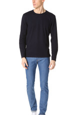 Naked & Famous Naked & Famous Super Skinny Guy Rich Blue Stretch Jean